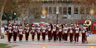 Photo - LOS ANGELES - OCT 16:  USC Marching Band at the ALS Association Golden West Chapter Los Angeles County Walk To Defeat ALS at the Exposition Park on October 16, 2016 in Los Angeles, CA