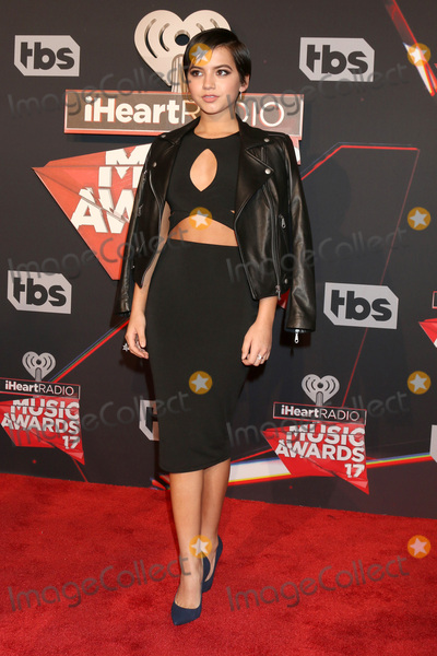 Photo - LOS ANGELES - MAR 5:  Isabela Monair at the 2017 iHeart Music Awards at Forum on March 5, 2017 in Los Angeles, CA