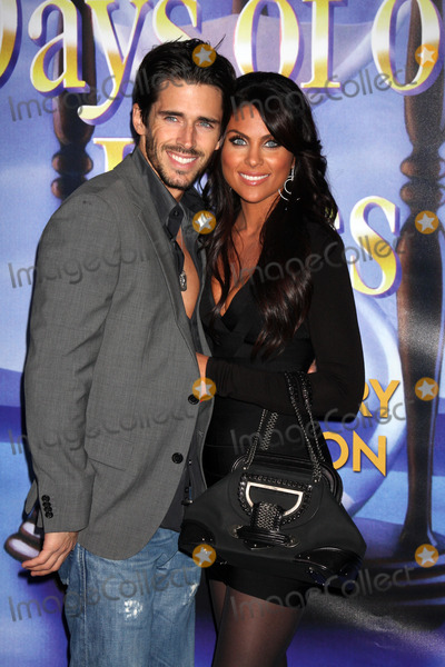 Nadia Bjorlin, Brandon Beemer Photo - LOS ANGELES - NOV 6:  Brandon Beemer, Nadia Bjorlin arrives at the Days of Our Lives 45th Anniversary Party at House of Blues on November 6, 2010 in West Hollywood, CA