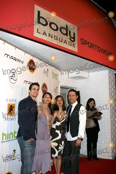 Yancy Arias, Erica Franco Photo - Matt Cedano & Fiance Erica Franco, Anna & Yancy Arias