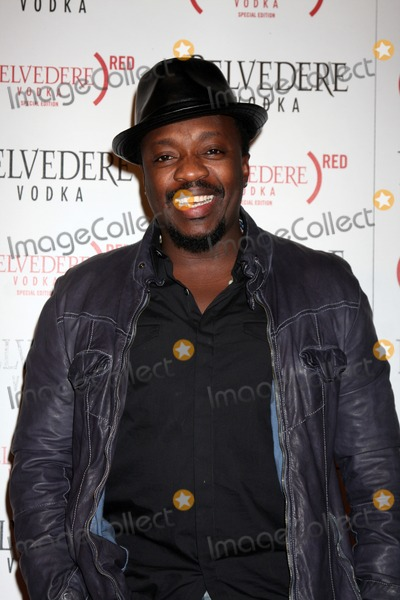 Anthony Hamilton Photo - LOS ANGELES - FEB 10:  Anthony Hamilton arrives at the Belvedere RED Special Edition Bottle Launch at Avalon on February 10, 2011 in Los Angeles, CA