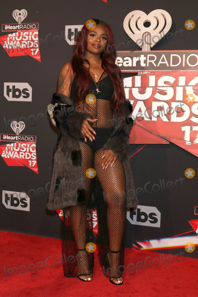 Photo - LOS ANGELES - MAR 5:  Dreezy at the 2017 iHeart Music Awards at Forum on March 5, 2017 in Los Angeles, CA