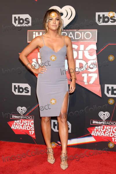 Photo - LOS ANGELES - MAR 5:  Becca Tilley at the 2017 iHeart Music Awards at Forum on March 5, 2017 in Los Angeles, CA