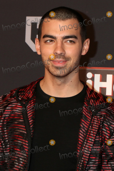 Photo - LOS ANGELES - MAR 5:  Joe Jonas at the 2017 iHeart Music Awards at Forum on March 5, 2017 in Los Angeles, CA