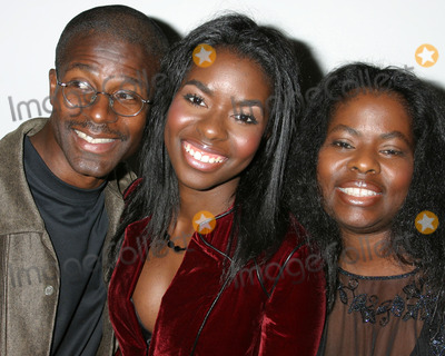 Camille Winbush Photo - Camille Winbush & her parents