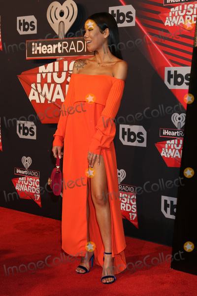 Jhene, Jhene Aiko Photo - LOS ANGELES - MAR 5:  Jhene Aiko at the 2017 iHeart Music Awards at Forum on March 5, 2017 in Los Angeles, CA