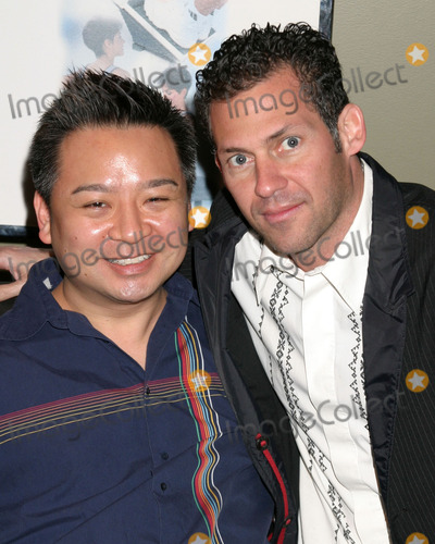 Gavin B Keilly, Gavin B. Keilly, Rex Lee, FRIARS CLUB Photo - Rex Lee & Gavin B. Keilly