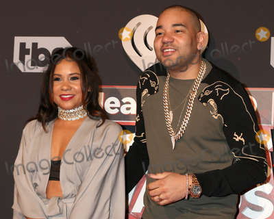 Angela Yee, DJ Envy Photo - LOS ANGELES - MAR 5:  Angela Yee, DJ Envy at the 2017 iHeart Music Awards at Forum on March 5, 2017 in Los Angeles, CA