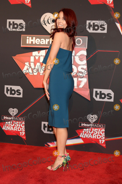 Photo - LOS ANGELES - MAR 5:  Erin Robinson at the 2017 iHeart Music Awards at Forum on March 5, 2017 in Los Angeles, CA