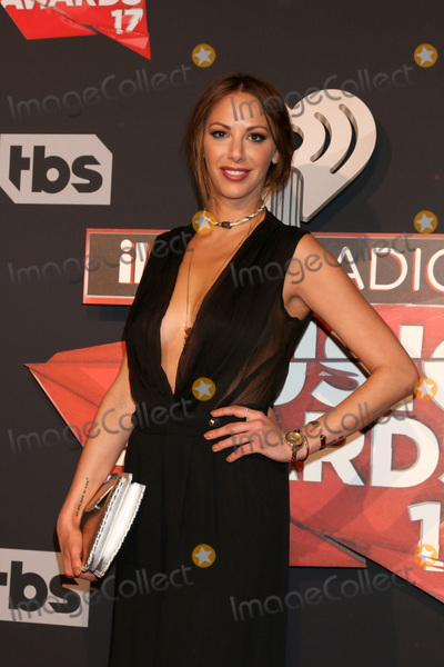 Kristen Doute Photo - LOS ANGELES - MAR 5:  Kristen Doute at the 2017 iHeart Music Awards at Forum on March 5, 2017 in Los Angeles, CA
