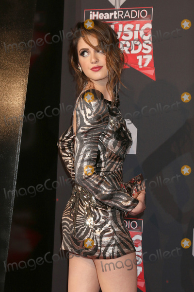 Photo - LOS ANGELES - MAR 5:  Laura Marano at the 2017 iHeart Music Awards at Forum on March 5, 2017 in Los Angeles, CA