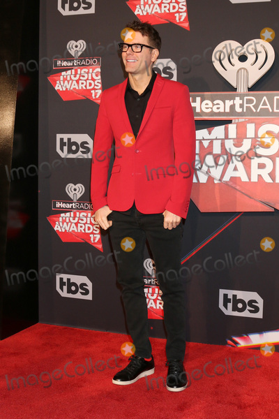 Photo - LOS ANGELES - MAR 5:  Bobby Bones at the 2017 iHeart Music Awards at Forum on March 5, 2017 in Los Angeles, CA
