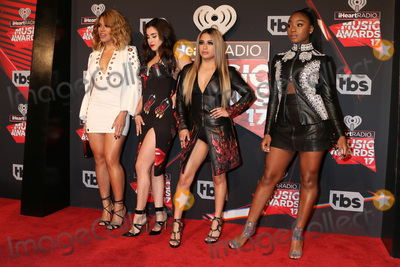 Fifth Harmony, Ally Brooke, Lauren Jauregui, Normani Kordei Photo - LOS ANGELES - MAR 5:  Fifth Harmony, Dinah Jane, Lauren Jauregui, Ally Brooke, Normani Kordei at the 2017 iHeart Music Awards at Forum on March 5, 2017 in Los Angeles, CA