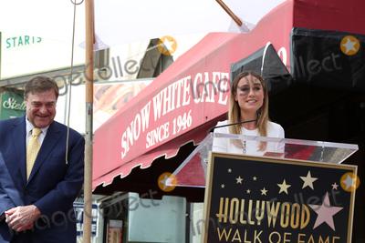 Photo - LOS ANGELES - MAR 10:  John Goodman, Brie Larson at the John Goodman Walk of Fame Star Ceremony on the Hollywood Walk of Fame on March 10, 2017 in Los Angeles, CA