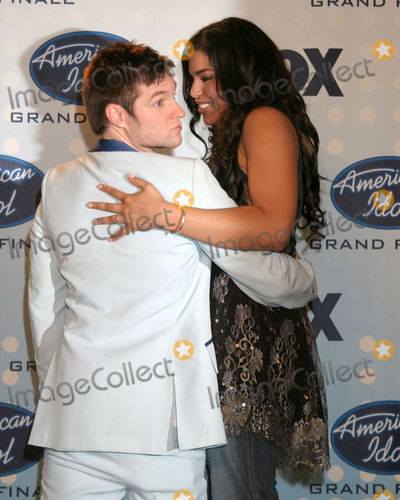 Blake Lewis, Jordin Sparks Photo - Blake Lewis, Jordin Sparks 