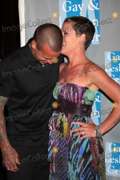 Alecia Moore, Carey Hart, Pink, Pink (Alecia Moore) Photo - Carey Hart & Pink (Alecia Moore)