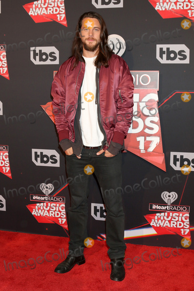 Photo - LOS ANGELES - MAR 5:  Ben Robson at the 2017 iHeart Music Awards at Forum on March 5, 2017 in Los Angeles, CA
