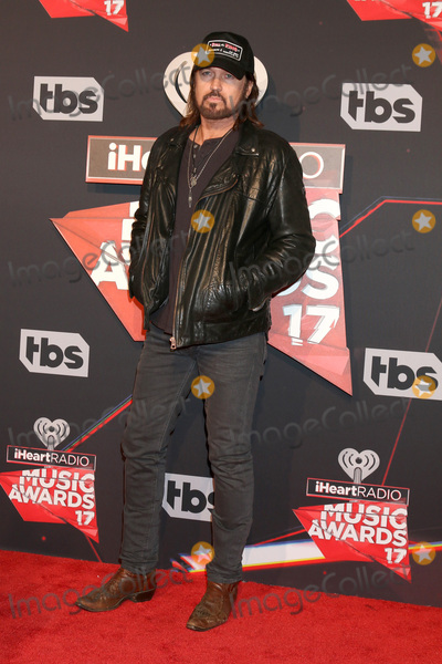 Photo - LOS ANGELES - MAR 5:  Billy Ray Cyrus at the 2017 iHeart Music Awards at Forum on March 5, 2017 in Los Angeles, CA