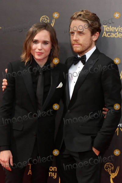 Ellen Page Photo - LOS ANGELES - SEP 11:  Ellen Page, Ian Daniel at the 2016 Primetime Creative Emmy Awards - Day 2 - Arrivals at the Microsoft Theater on September 11, 2016 in Los Angeles, CA
