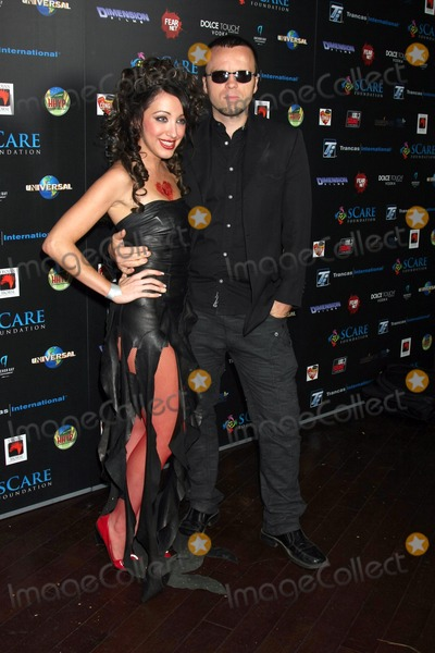 Photo - LOS ANGELES - OCT 30:  Guests at the sCare Foundation Halloween Launch Benefit at Conga Room - LA Live on October 30, 2011 in Los Angeles, CA
