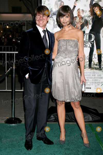 Katie Holmes, Tom Cruise, Madness Photo - Tom Cruise & Katie Holmes