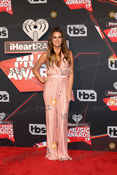 Photo - LOS ANGELES - MAR 5:  Jojo Fletcher at the 2017 iHeart Music Awards at Forum on March 5, 2017 in Los Angeles, CA