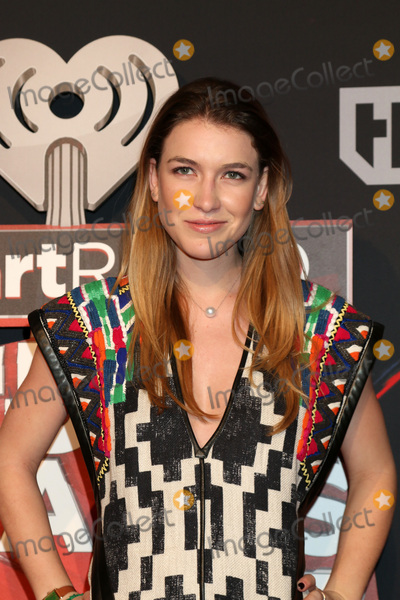 Photo - LOS ANGELES - MAR 5:  Nathalia Ramos at the 2017 iHeart Music Awards at Forum on March 5, 2017 in Los Angeles, CA