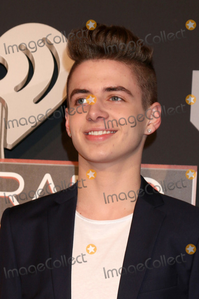 Photo - LOS ANGELES - MAR 5:  Zach Clayron at the 2017 iHeart Music Awards at Forum on March 5, 2017 in Los Angeles, CA