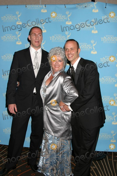 Ben Bailey, Brian Boitano, Paula Deen Photo - Ben Bailey, Paula Deen, and Brian Boitano