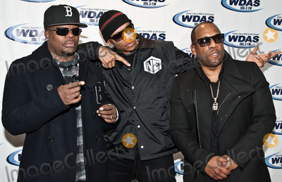 Photo - BALA CYNWYD, PA, USA - JANUARY 11: American R&B Group Bell Biv DeVoe Visit WDAS's Performance Theatre on January 11, 2017 in Bala Cynwyd, Pennsylvania, United States. (Photo by Paul J. Froggatt/FamousPix)
