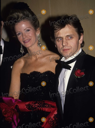 Blaine Trump, Mikhail Baryshnikov Photo - New York, NY 1988 FILE PHOTO