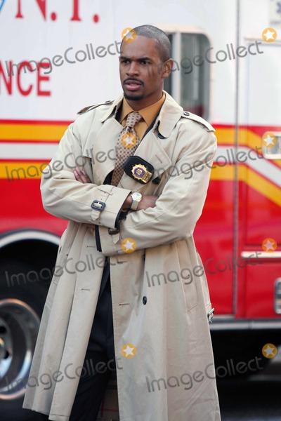 Damon Wayans, Damon Wayans Jr, Damon Wayans Jr., Damon Wayans, Jr, Damon Wayans, Jr., Mark Wahlberg, Will Ferrell, The Others Photo - New York 9-25-09