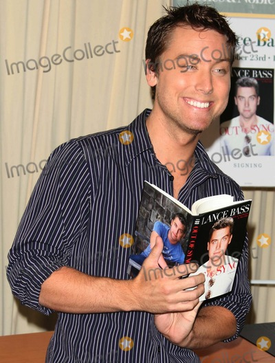 Lance Bass Photo - New York, New York 10-23-07