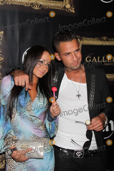 "Mike ""The Situation"", Mike ""The Situation"" Sorrentino, Mike 'The Situation', Mike 'The Situation' Sorrentino, Mike �The Situation�, Mike �The Situation� Sorrentino, Mike The Situation, Mike The Situation Sorrentino Photo - LAS VEGAS, NV - August 12: MIKE ""THE SITUATION"" SORRENTINO, Melissa Sorrentino Attend The Evening At Gallery Nightclub At Planet Hollywood Hotel And Casino  On August 12, 2011 In Las Vegas, Nevada"