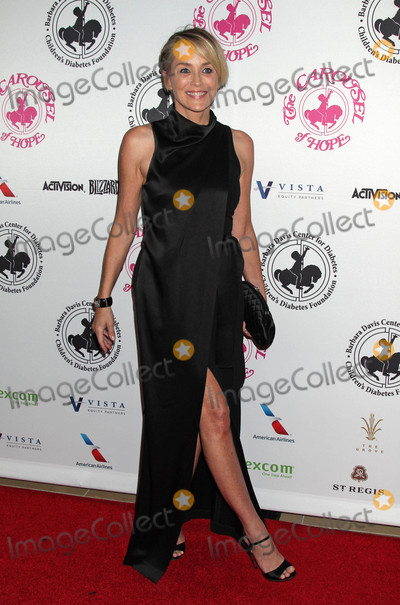 Sharon Stone Photo - Photo by: RE/Westcom/starmaxinc.comSTAR MAX2016ALL RIGHTS RESERVEDTelephone/Fax: (212) 995-119610/8/16Sharon Stone at The 2016 Carousel of Hope Ball.(Los Angeles, CA)