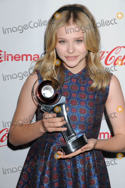 Chloe Moretz Photo - Photo by: Galaxy/starmaxinc.com