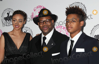 Jimmy Jam, Bella Harris Photo - Photo by: RE/Westcom/starmaxinc.com