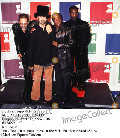 Jamiroquai Photo - Photo by: Stephen Trupp