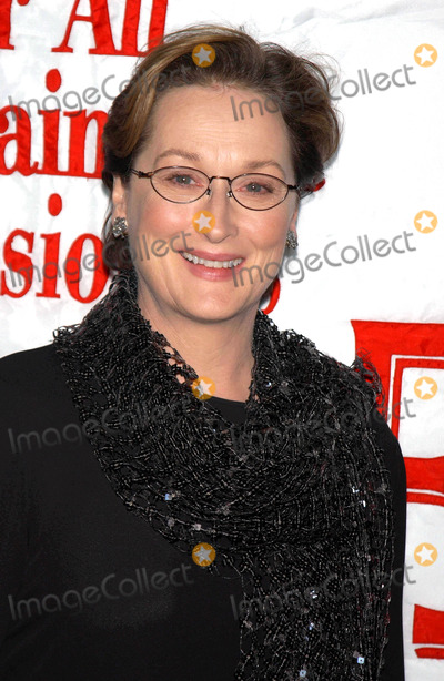 Meryl Streep, Meryl  Streep Photo - Photo by: Walter Weissman