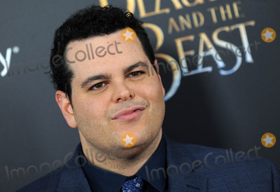"""Photo - Photo by: Dennis Van Tine/starmaxinc.comSTAR MAX2017ALL RIGHTS RESERVEDTelephone/Fax: (212) 995-11963/13/17Josh Gad at the premiere of """"Beauty And The Beast"""" in New York City."""