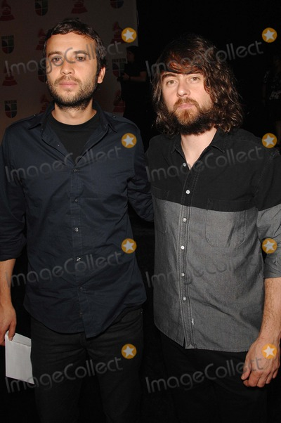 Rodrigo Guardiola Photo - Angel Mosqueda and Rodrigo Guardiola during the 12th Annual Latin Grammy Award Nominations, held at Avalon Hollywood, on September 14, 2011, in Los Angeles.