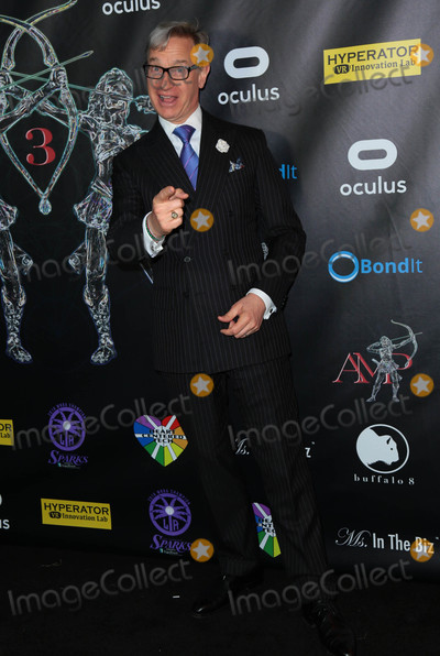 Paul Feig Photo - Photo by: gotpap/starmaxinc.comSTAR MAX2017ALL RIGHTS RESERVEDTelephone/Fax: (212) 995-11964/20/17Paul Feig at The Artemis Women In Action Film Festival in Los Angeles, CA.