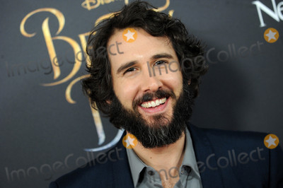 """Josh Groban Photo - Photo by: Dennis Van Tine/starmaxinc.comSTAR MAX2017ALL RIGHTS RESERVEDTelephone/Fax: (212) 995-11963/13/17Josh Groban at the premiere of """"Beauty And The Beast"""" in New York City."""