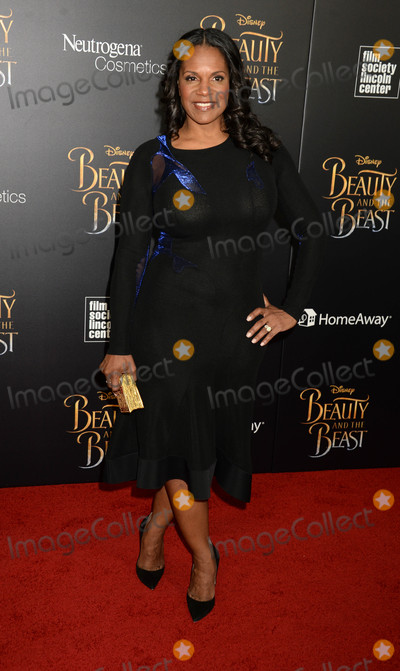"""Photo - Photo by: Dennis Van Tine/starmaxinc.comSTAR MAX2017ALL RIGHTS RESERVEDTelephone/Fax: (212) 995-11963/13/17Audra McDonald at the premiere of """"Beauty And The Beast"""" in New York City."""