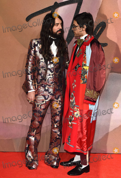 Albert Hall, Jared Leto, Alessandro Michele Photo - Photo by: KGC-03/starmaxinc.com