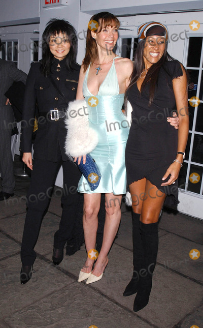 Carol Alt, Cynthia Garrett, Irina Pantaeva, The Fall Photo - Photo by: Walter Weissman/starmaxinc.com