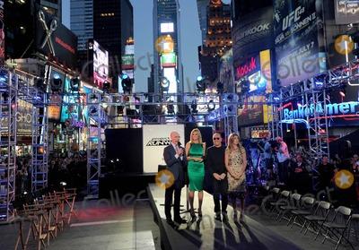 Heidi Klum, Lauren Graham, Tim Gunn, Michael Kors Photo - Photo by: Dennis Van Tine/starmaxinc.comSTAR MAX2012ALL RIGHTS RESERVEDTelephone/Fax: (212) 995-11966/15/12Tim Gunn, Heidi Klum, Michael Kors and Lauren Graham at the Project Runway 10th Anniversary Event.(Times Square, NYC)