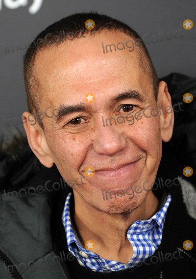 """Gilbert Gottfried Photo - Photo by: Dennis Van Tine/starmaxinc.comSTAR MAX2017ALL RIGHTS RESERVEDTelephone/Fax: (212) 995-11963/13/17Gilbert Gottfried at the premiere of """"Beauty And The Beast"""" in New York City."""