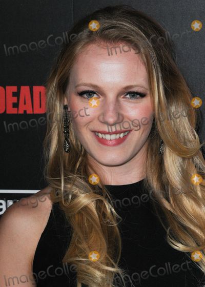 "Emma Bell Photo - LOS ANGELES, CA - OCTOBER 3: Actress Emma Bell at Premiere Screening of AMC's ""The Walking Dead"" Season 2 held at Regal Cinema 16 at L.A. Live on Monday October 3, 2011  in Los Angeles, California  (Albert L. Ortega/ImageCollect.com)"