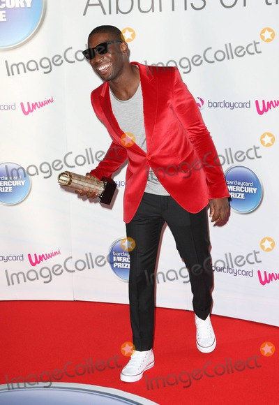 Tinie Tempah Photo - Tinie Tempah at the 2011 Barclaycard Mercury Prize Awards at the Grosvenor Hotel. London, UK. 6th September 2011.
